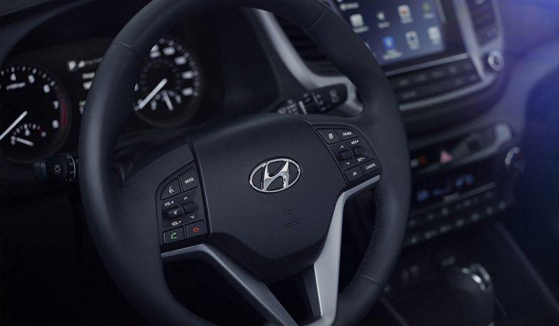 Hyundai Tuscon full